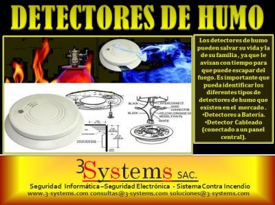 Detectores de humo detectores de humo 3systems - Detectores de humos ...